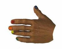 Dennis Rodman - Hand 1
