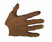 Dennis Rodman - Hand 9