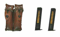 Spetsnaz FSB Vympel - Pistol Ammo w/ Leather Pouch