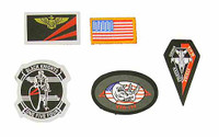 VH: VFA 154 Black Knights Pilot - Patches