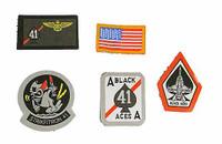 VH: VFA 41 Black Aces Pilot - Patches