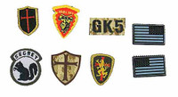 DEVGRU Operation Neptune Spear: Geronimo - Patches