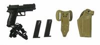 DEVGRU Operation Neptune Spear: Geronimo - Pistol w/ Holster