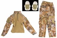 ERYX Soldier - Uniform w/ Knee Pads