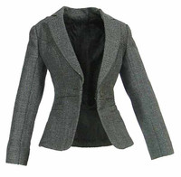 MI6 Female Agent - Grey Jacket