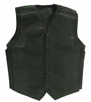 MI6 Female Agent - Black Armored Vest