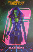 Guardians of the Galaxy: Gamora - Boxed Figure