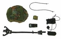 Kommando Spezialkrafte - Helmet w/ Accessories