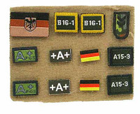 Kommando Spezialkrafte - Patches