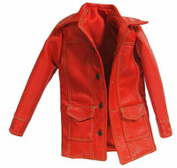 Fighter - Red Jacket