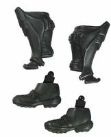 Arkham City: Batman - Boots w/ Leggings
