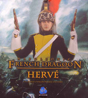 Herve: Napoleonic French Dragoon - Boxed Figure