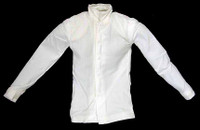 Herve: Napoleonic French Dragoon - White Long Sleeve Shirt