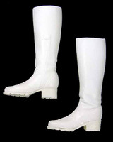 China Female Honor Guard - White Boots (Ball Socket)