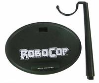 Alex Murphy & Robocop (2 Pack) - Alex Murphy Display Stand