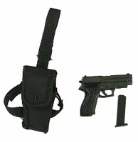 Alex Murphy & Robocop (2 Pack) - Pistol B w/ Holster