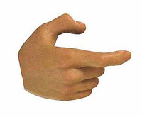 Alex Murphy & Robocop (2 Pack) - Right Trigger Hand