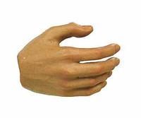 Alex Murphy & Robocop (2 Pack) - Right Relaxed Hand