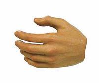 Alex Murphy & Robocop (2 Pack) - Left Relaxed Hand