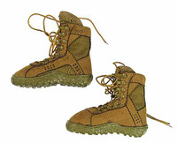 US Army Pilot Aircrew - Boots (For Feet)