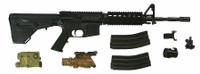 US Army Pilot Aircrew - Machine Gun w/ Accessories