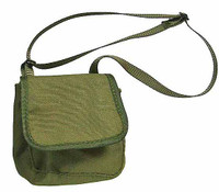 Bank Robbers - Green Pouch