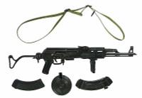 Bank Robbers - Machine Gun