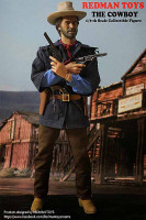 The Outlaw Cowboy - Boxed Figure