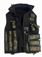 Commando: John Matrix - Vest w/ Grenades & Pouches