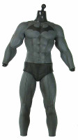 Arkham City: Batman - Body w/ Body Suit (As Is - Right Leg Issues - See Notes)