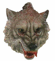 Little Red Riding Hood - Severed Wolf Head