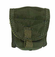 Green Faces in the Jungle - Dump Pouch