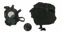 Tak: Police Tactical Unit - Gas Mask w/ Pouch