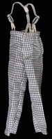 Doctor Who: 1st Doctor (William Hartnell) - Pants w/ Suspenders