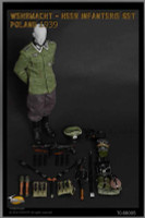 TCT68005 - WWII Wehrmacht Heer Infanterie - Boxed Accessory Set