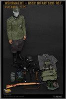 TCT68006 - WWII Wehrmacht Heer Infanterie - Boxed Figure