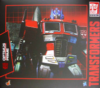 Transformers G1: Optimus Prime (Starscream Version) - Boxed Figure