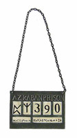 Harry Potter: Sirius Black Prisoner of Azkaban - Prison ID Necklace