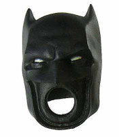 DC Comics: Batman Gotham Knight - Head w/ Short Ears (No Face - See Note)