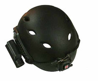 Black Storm Guard - Helmet