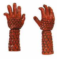 Hideous Sun Demon - Hands & Forearms (Solid)