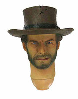 Cowboy G - Head w/ Neck Joint