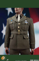 POP Toys: WWII US Army Officer Uniform A - Boxed Accessory Set