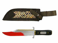Gangster Kingdom: Diamond IV - Bloody Knife w/ Sheath