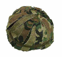 1st Brigade, 82nd Airborne Division Paratroopers PANAMA - Helmet w/ Camo Strips