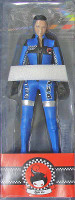 Racing Girl Blue - Boxed Figure