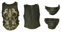 Gladiator General - Body Armor (Final Battle Version) w/ 2 Shoulder Armor (Limit 1)