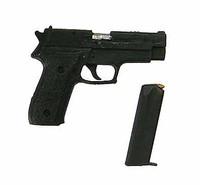 Bank Robbers: Team Leader - Pistol (No Holster)
