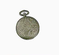 Doctor Who: 10th Doctor (David Tennant) - Pocket Watch (Closed)