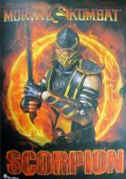 Mortal Kombat: Scorpion - Boxed Figure